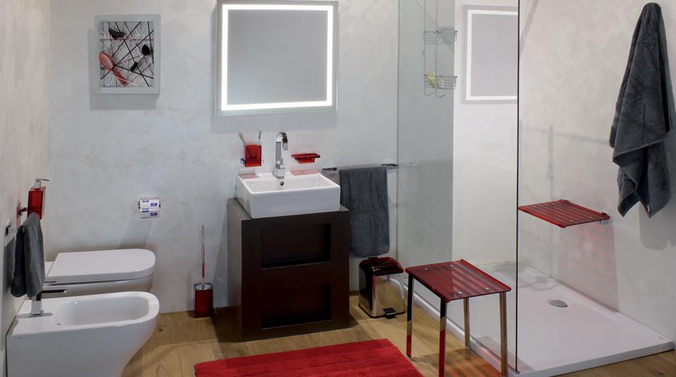 Gli sgabelli da doccia e gli sgabelli da bagno