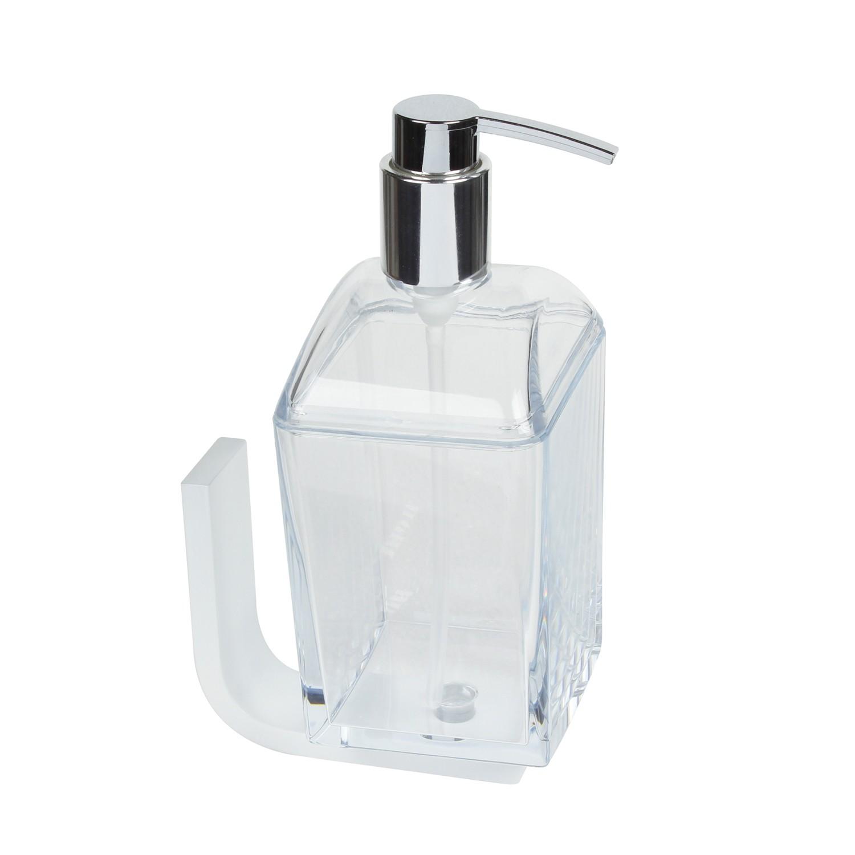 dispenser-sapone-liquido-da-parete-ad-incollo-bianco-materia
