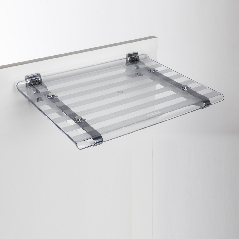 sedile-doccia-ribaltabile-leo-trasparente
