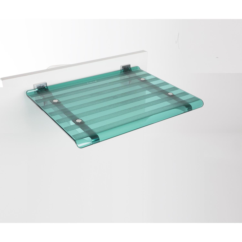 sedile-doccia-ribaltabile-leo-verde-trasparente