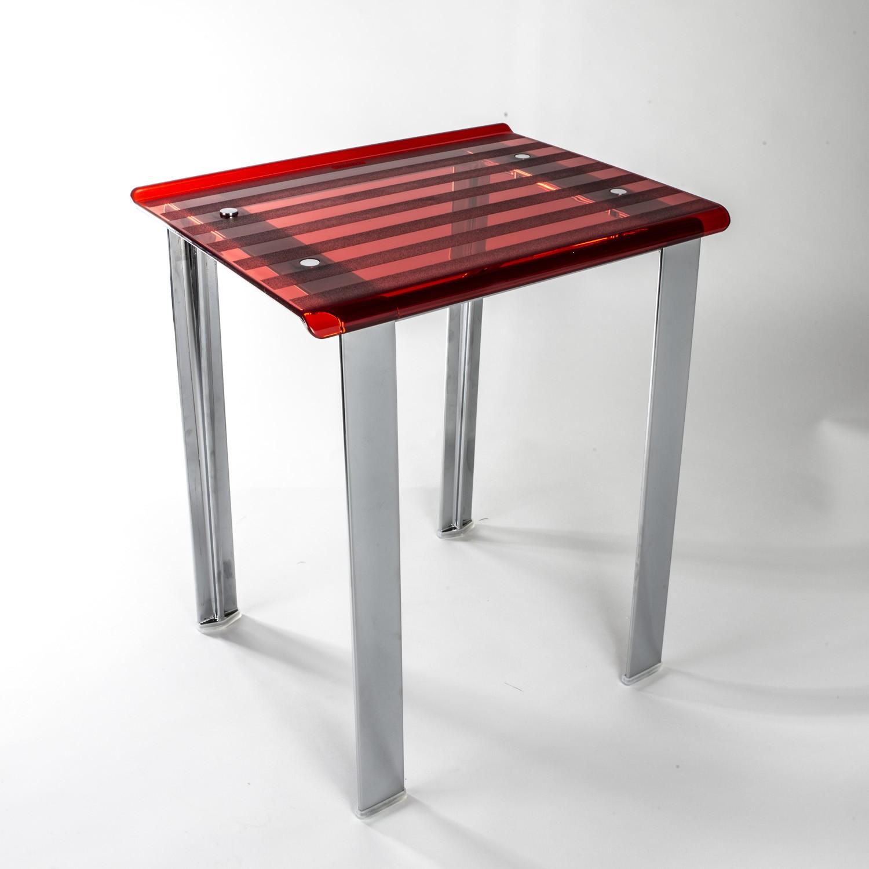 sgabello-leo-rosso-trasparente