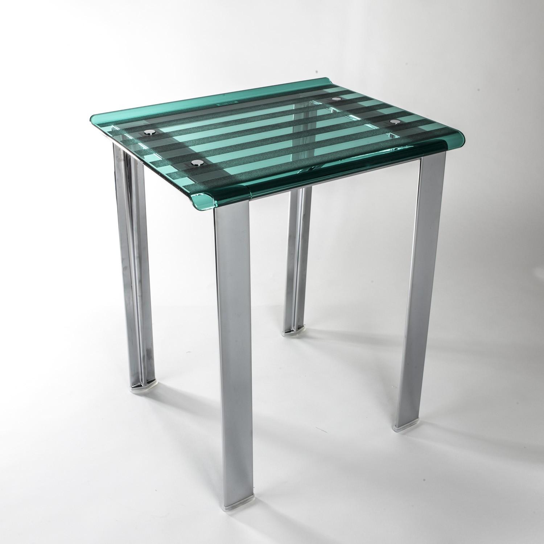 sgabello-leo-verde-trasparente
