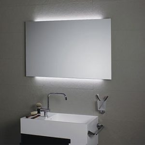Mirrors with room led light