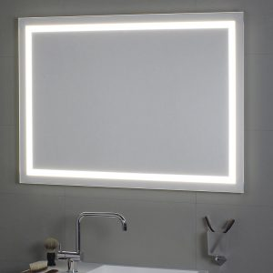 Front backlight led mirrors