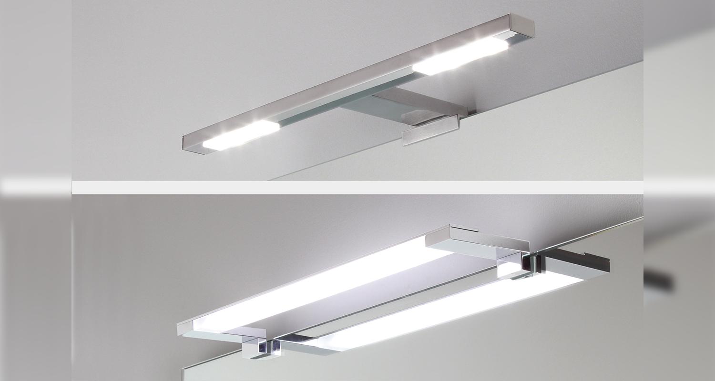 Illuminazione bagno nuove tecniche e ultime tendenze