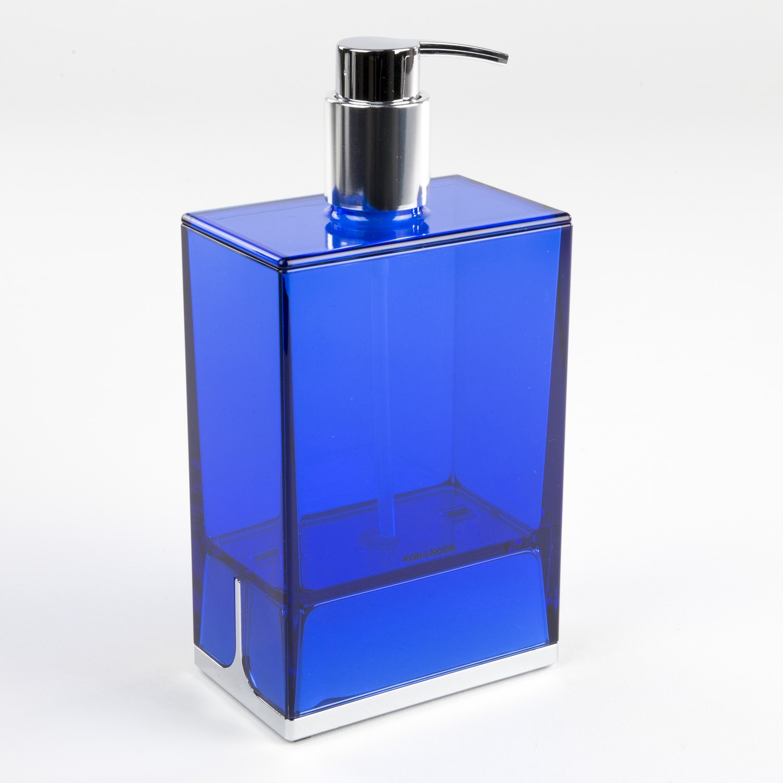 dispenser-sapone-da-appoggio-lem-blu-trasparente