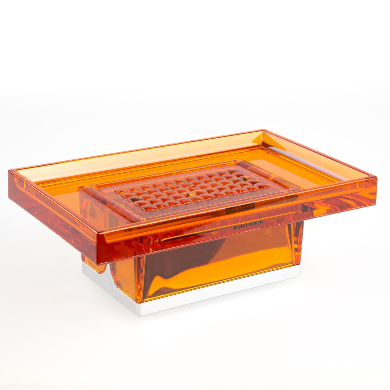 porta-sapone-da-appoggio-lem-arancio-trasparente
