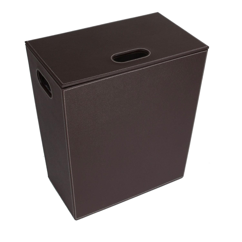 cesto-porta-biancheria-ecopelle-medio-marrone-scuro